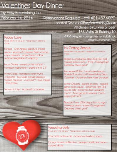 menu_valentines day_pre fixe_three courses_love