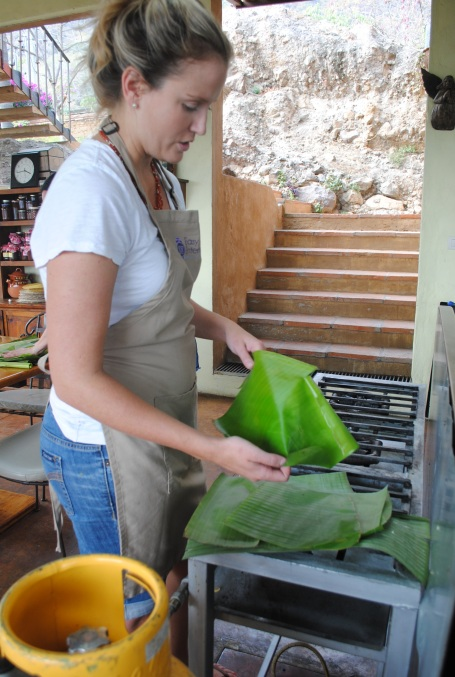 banana leaves_mexico_culinary tour_chef_ana garcia