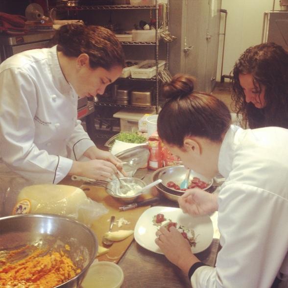 Chef Ashley & Chef Molinelli