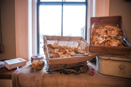 tortilla chips_homemade_catering_providence